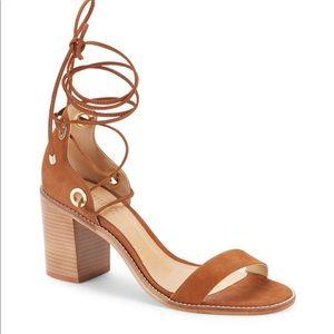 Schutz Zion Lace Up Sandal